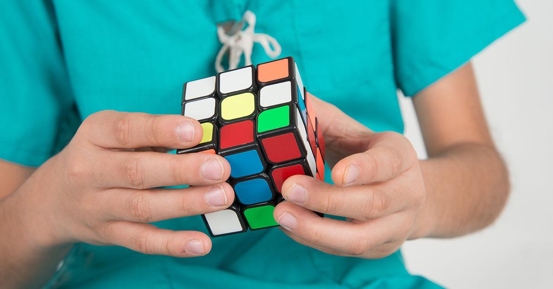 Solve a 3X3 Rubik's Cube
